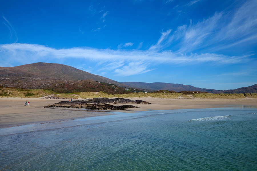 Beach-at-Derrynane-House